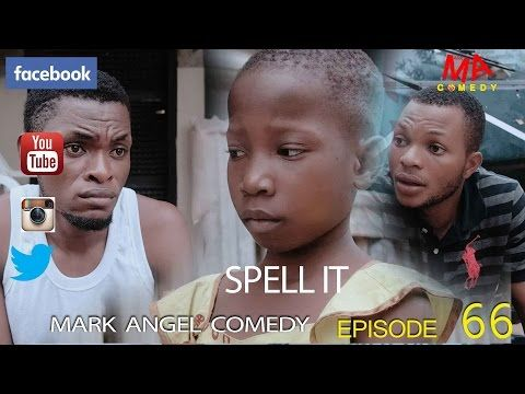 This is what happens to you when you cannot spell - Naija Funny Videos
