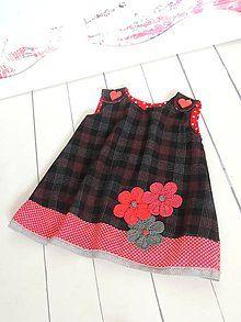 Detské oblečenie - Jarné šatky - 5133638_