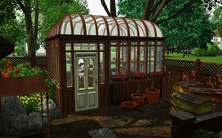 How Build Garden Sims 3 Xbox