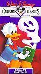 DONALD'S SCARY TALES Walt Disney Cartoon Classics Volume 13  VHS NEW/SEALED!