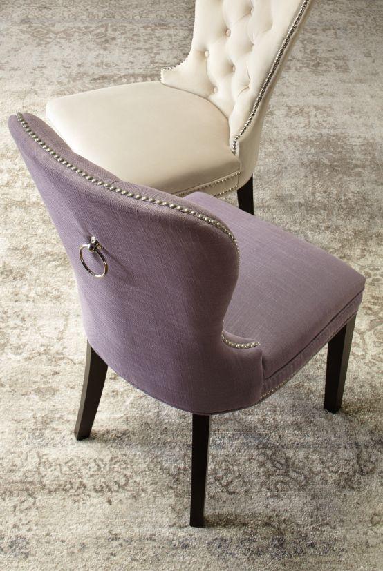 The Charlotte Dining Chair: Custom Fabrics