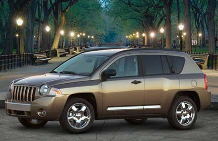 2008 Jeep Compass Sport | My new vehicle!!