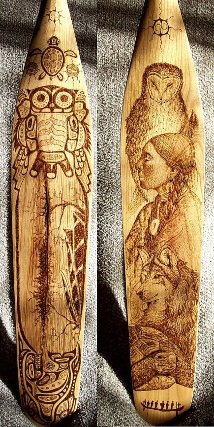 Once seen merely as a craft, pyrography is being increasingly recognized as a fine art form.