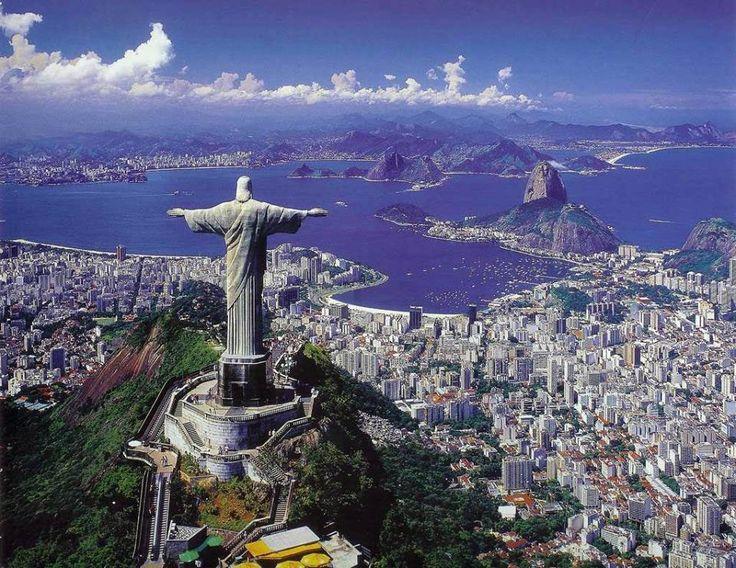 CHRIST THE REDEEMER/RIO DE JANEIRO
