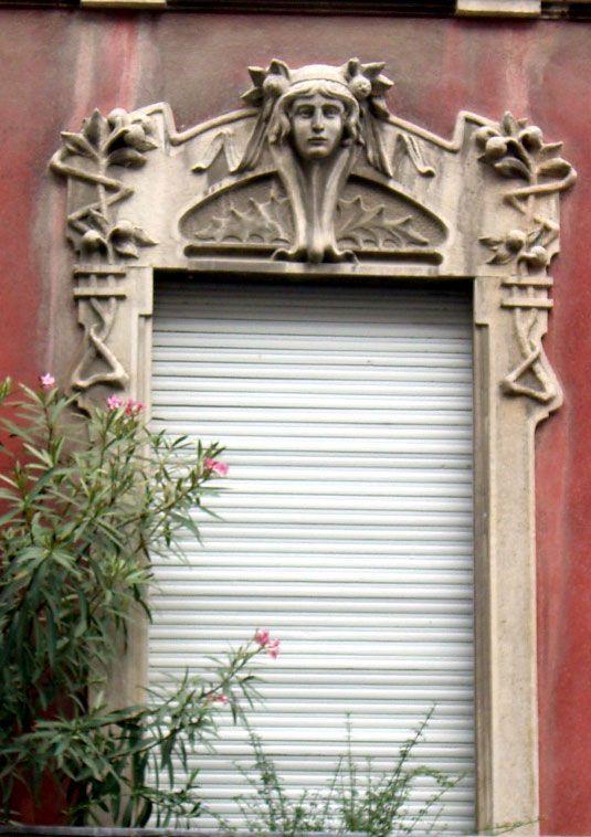 Liberty in Italia, Arti Applicate, Decorazioni
