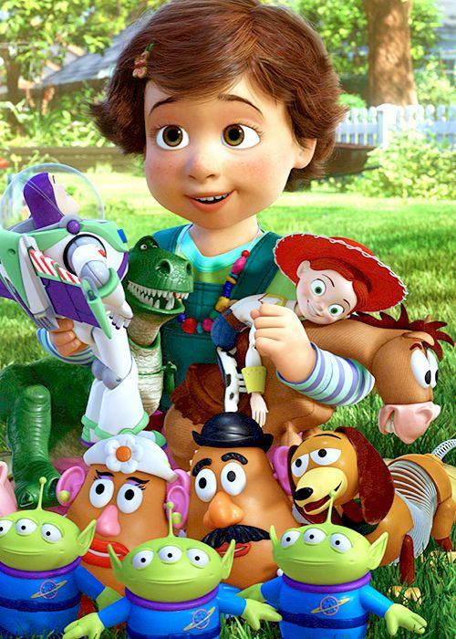 "Day 13: Favorite Disney/Pixar movie - Toy Story 3. It's so adorable, so sweet...makes me cry everytime. ""Look, I just need to know how to get out of here."" ""THERE IS NO WAY OUT. Just kidding, door's right over there."""