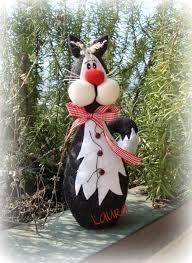 Risultati immagini per zucche dipinte gallinelle