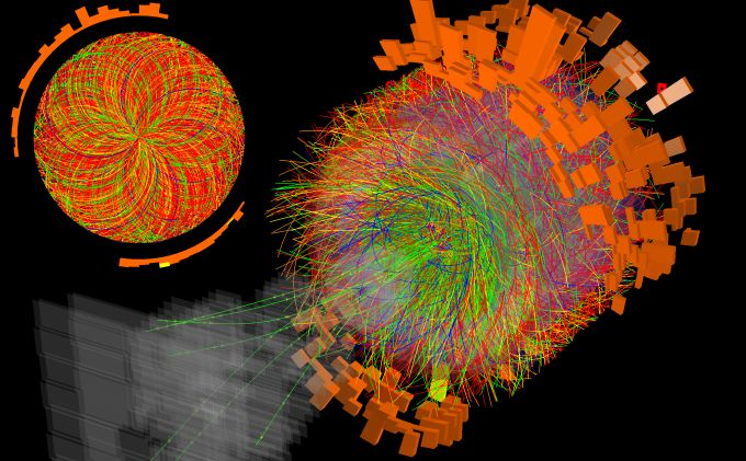 5 years after the Higgs boson the Large Hadron Collider is just getting started