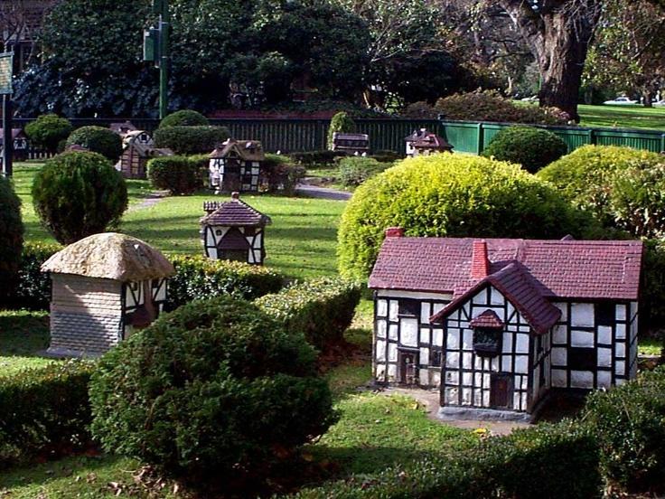 tudor village http://www.fitzroygardens.com/Tudor.htm