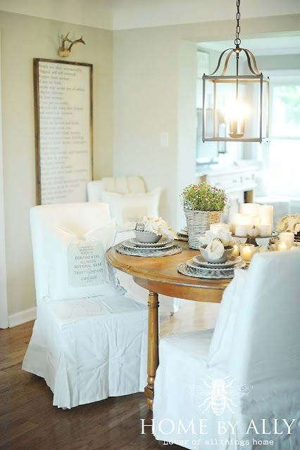 Farmhouse Fall Home Tour! - Lover of all things home.