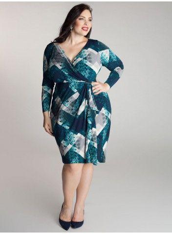 Garnet Dress in Crystal