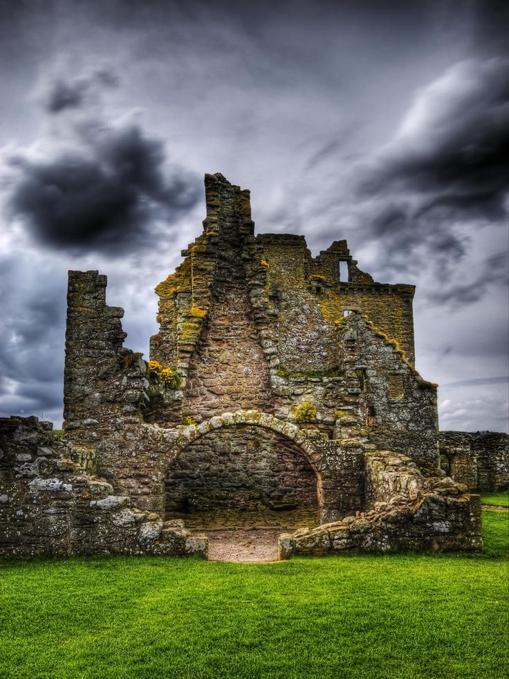 Dunnottar Castle, Scotland.