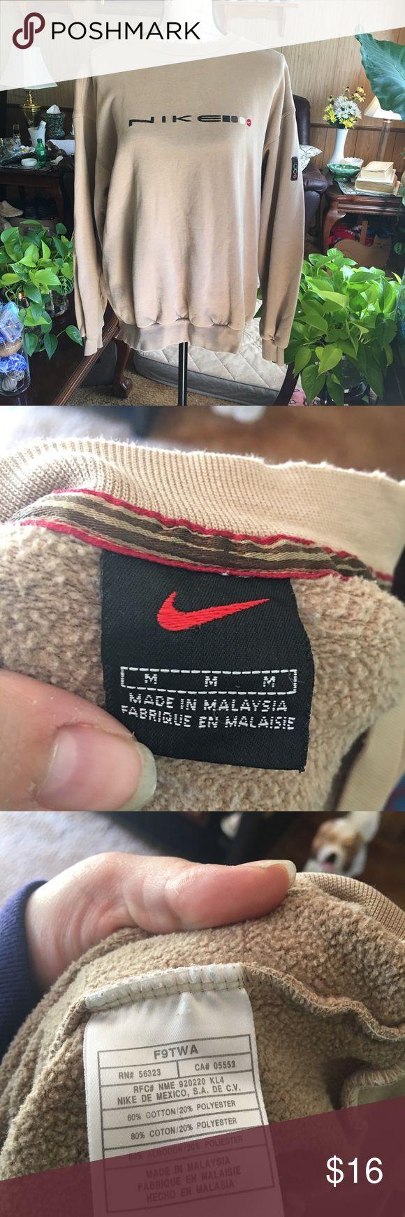 Men S Or Women S Vintage Nike Sweatshirt Vintage Nike Sweatshirt Nike Sweatshirts Vintage Nike [ 1740 x 580 Pixel ]