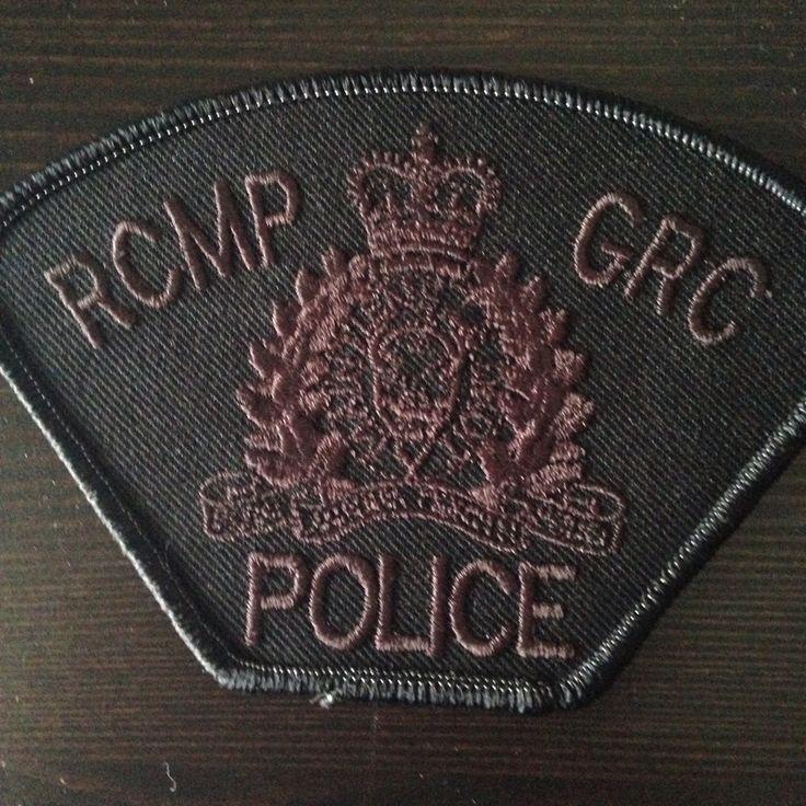 RCMP ERT black