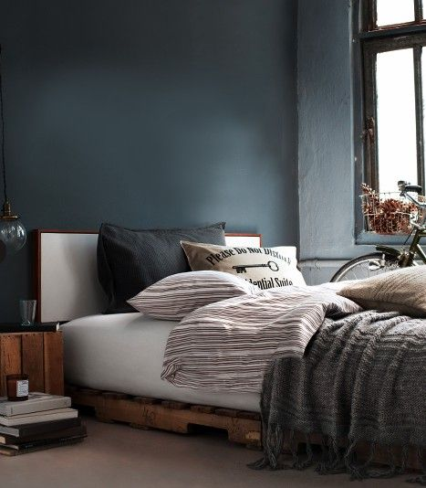 bel colore! e letto originale! http://www.designtherapy.it