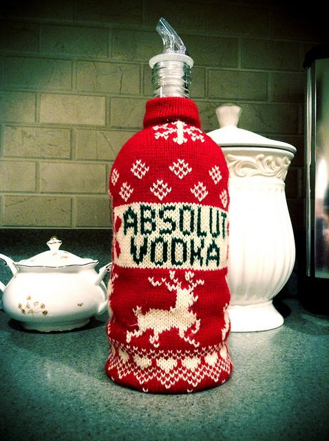 Absolut Vodka Absolut Cozy