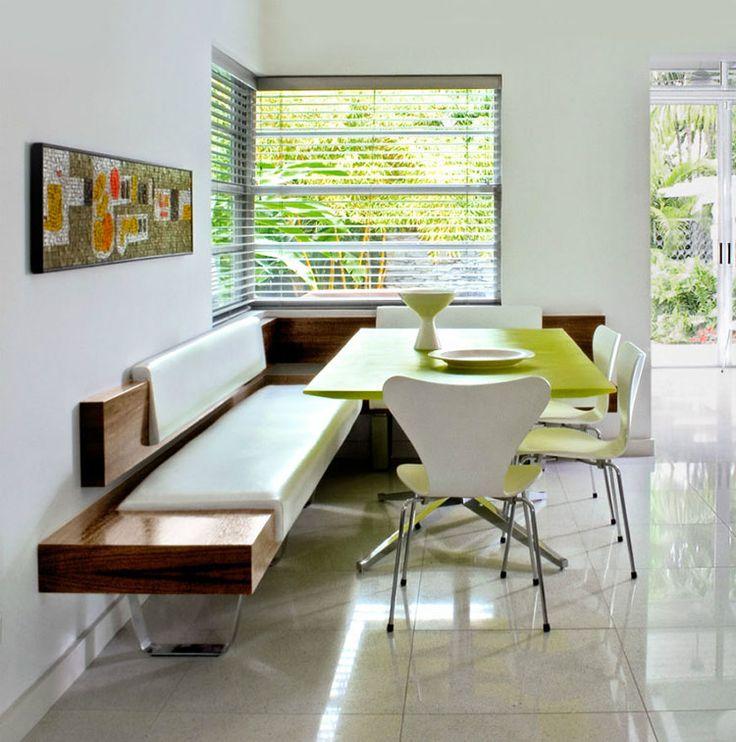 Panche e sedie per tavolo da pranzo 18