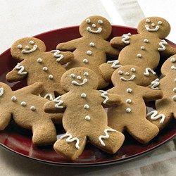 Gingerbread Men Cookies - Allrecipes.com