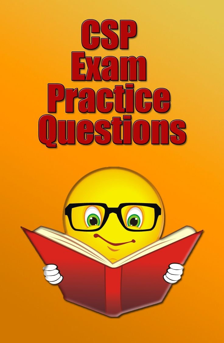 14 best CSP Exam images on Pinterest | Prepping, Safety and ...