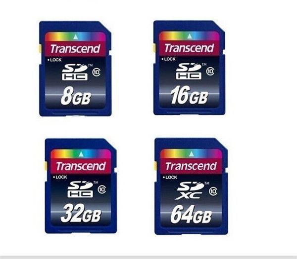 micro sd SDHC 64GB 32GB 16GB 8GB 4GB 2GB
