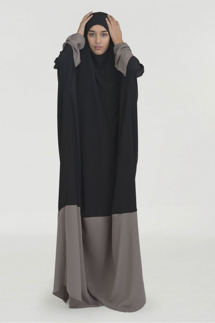 Jilbab Duo Abaya Pinterest Mode Hijab Femme Hijab Et Robe Traditionnelle