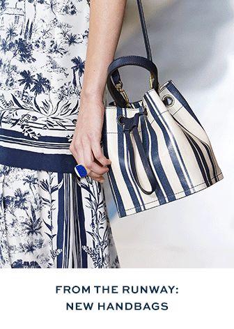 Women's Designer Handbags, Purses & Clutches : New Arrivals | Tory Burch