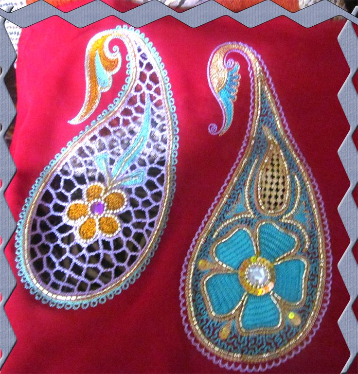 MY CREATIONS- AARIE HAND EMBROIDERY