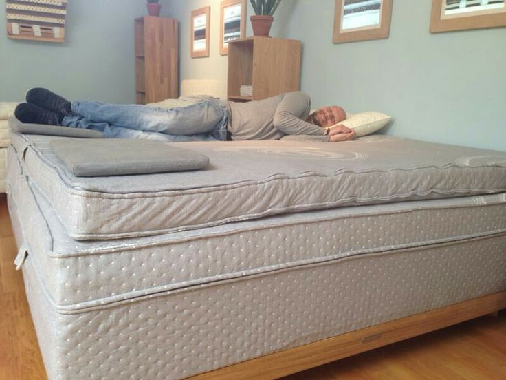 Pythagoras, best bed in the world!