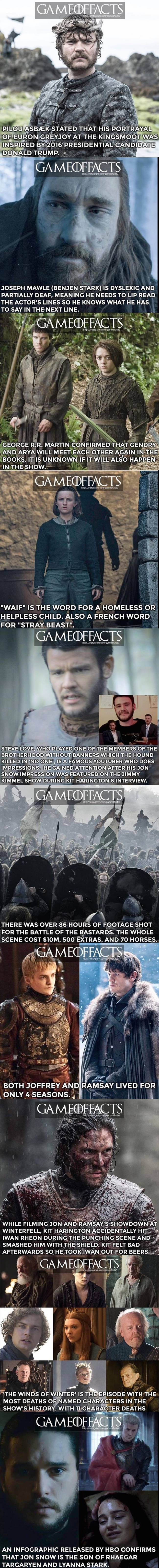 The whole Kingsmoot scene reminded me of our 2016 election and this confirms why. Euron Greyjoy is Trump! I knew it!!