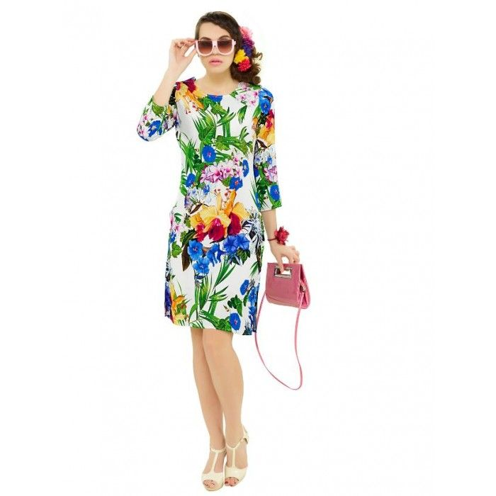 Multicolour and Cotton rayon Kurti