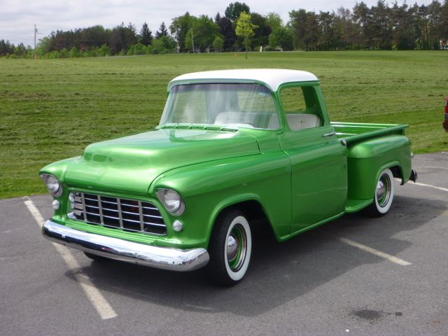 1955 chevy truck | 1955 Chevrolet Pickup – Win it!