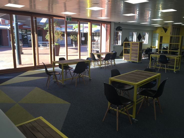 The new VCAL Centre at Catholic Regional College Sydenham for the Victorian Certificate of Applied Learning