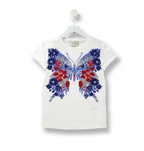T-Shirt Stampa Corsage