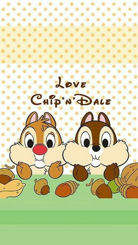 Love Chip N Dale Smartphone Smartphone Cartoon With Images