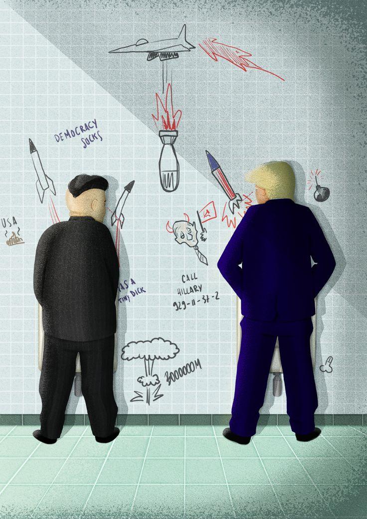 © Sara Gironi Carnevale - USA vs. North Korea: the reason behind the conflict.