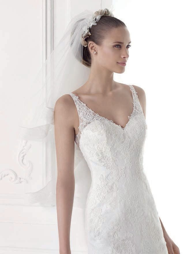 Maku esküvői ruha by Pronovias http://lamariee.hu/eskuvoi-ruha/pronovias-2015/maku