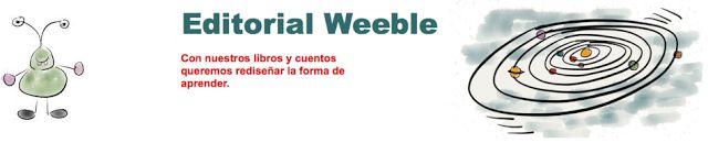 Editorial Weeble. Libros gratuitos para descargar creados por padres. @EditorialWeeble