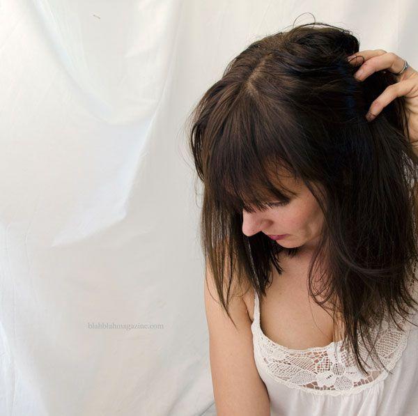 How to make sea salt hair spray on blahblahmagazine.com