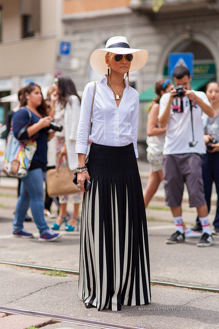 Casual Summer Street Style 2015 Streetstyle Esther Quek Milan Mens Fashion Week Spring Summer