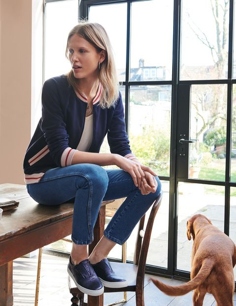 Whitstable Jersey Jacket Style Pinterest Coat Shirts And Long