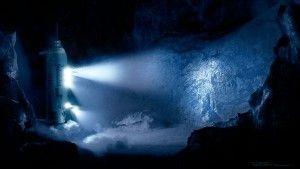 Dünyanın en derin noktası Mariana Çukuru 11 Km derinliğinde !