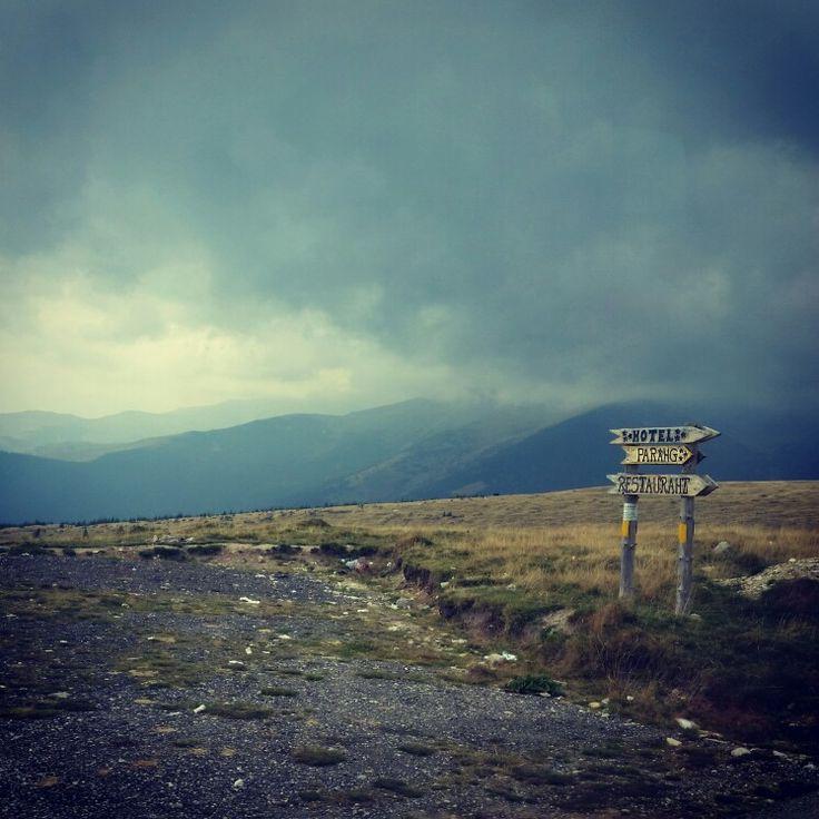 Carpati. Romanian Mountains