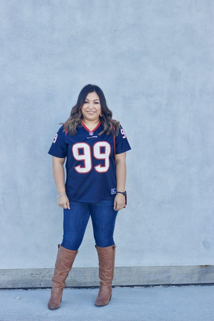 Super Bowl LI Texas Edition Football Outfit