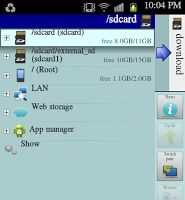 Xplore - Free Featured File Manager for Android