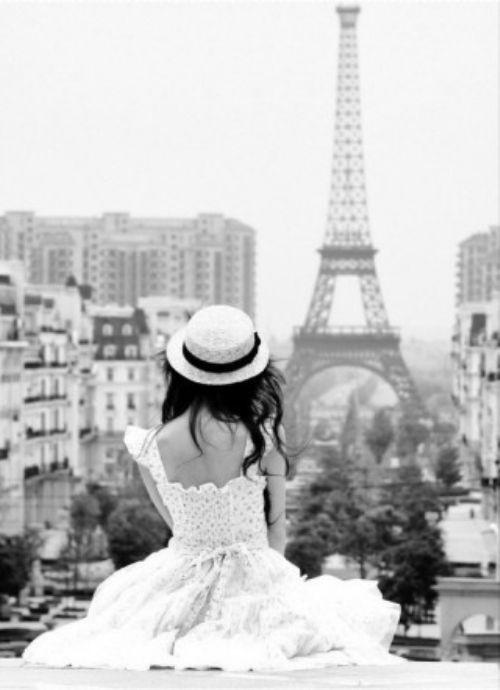 To go to Paris