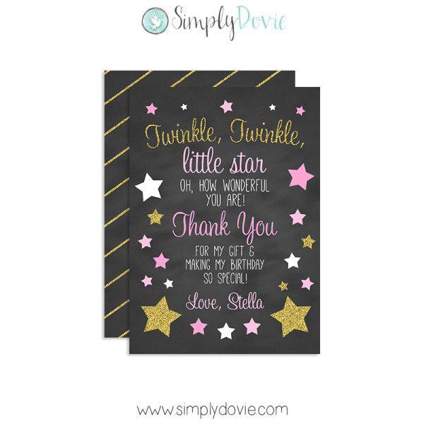 30 best twinkle twinkle little star birthday party images on twinkle twinkle little star birthday invitation stopboris Choice Image