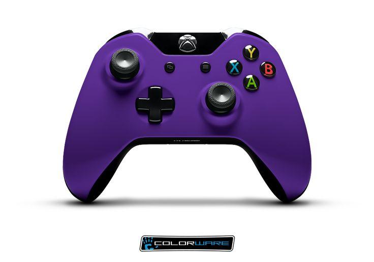 Colorware custom xbox one controller