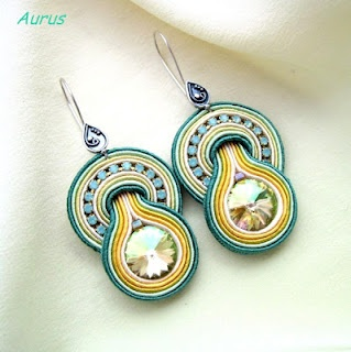 color & design-link to amazing soutache jewelry designs.