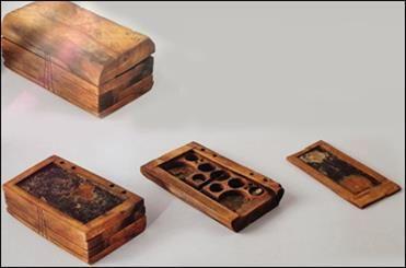 باستان شناسان اهل ترکیه یک شیئ چوبی هزار و 200 ساله کشف کرده اند که به ادعای آنها معادل باستانی تبلت امروزی است.