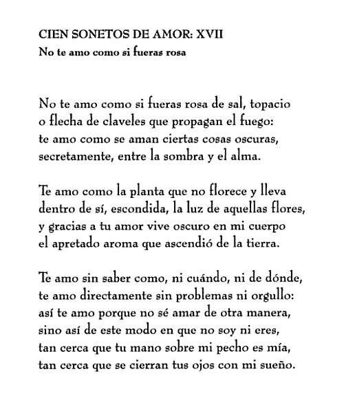 soneto xvii | Tumblr en espanol